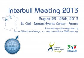 Success of the 30th International INTERBULL Congress organized by FGE